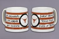 Texas Longhorn Logo Mug (22540)