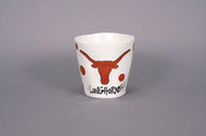 Texas Longhorn Wobbly Mug (52530)
