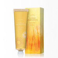 Thymes Tupelo Lemongrass Hand Cream 3 oz