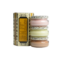 A Mother's Love Gift Set Includes  3-3.4 oz Candles in Gardenia, Passion and Warm Sugar Cookie  All in a Decorative Gift Box