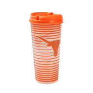 Texas Longhorn Travel Tumbler 30 oz