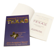 Feathered Friends of Texas-Book (Signed by Author)