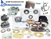 Complete 4L60E | 4L65E Transmission Performance Rebuild Kit (2007-2011)