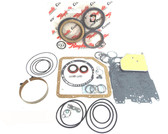 Basic Racing Transmission Rebuild Kit shipped FAST from Global Transmission Parts.  This TH350 rebuild kit contains Raybestos Powertrain Blue Plate clutches.