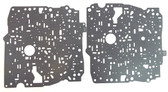 4T65E w/ Paddle Shift Valve Body Spacer Plate Gasket Set (1999-2013)