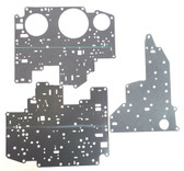 Ford 4R70W Transmission Valve Body Spacer Plate Gasket Kit (1996-2000)