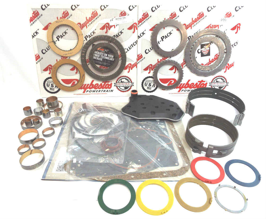 Ford Aode 4r70w Transmission Complete Master Rebuild Kit 1996 2002 Wire Harness 1992 Buy Now At Global