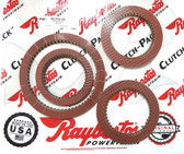Ford AODE/AODE/4R70W Performance Clutch Kit Manufactured in the United States by Raybestos Powertrain Buy this Raybestos Stage-1 Friction Module from Global Transmission Parts