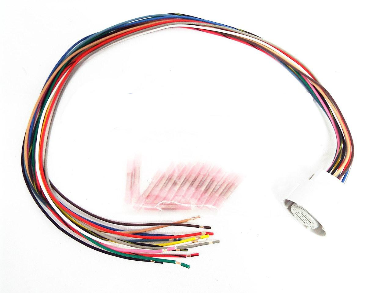 hd 4l60e transmission external wiring harness repair kit 1993 2005 rh globaltransmissionparts com
