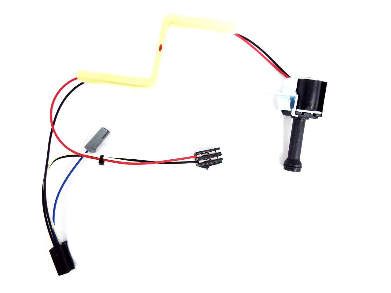 700r4 Wiring Harness Ends Trusted Diagram Lockup Internal Wire W Lock Up Solenoid 1982 1993 10478100 Chevy Transmission