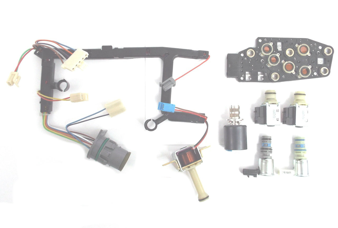 4l60e Harness Tool Web About Wiring Diagram New Transmission Master Solenoid Electronic Kit 1996 2002 Rh Globaltransmissionparts Com Internal Removal