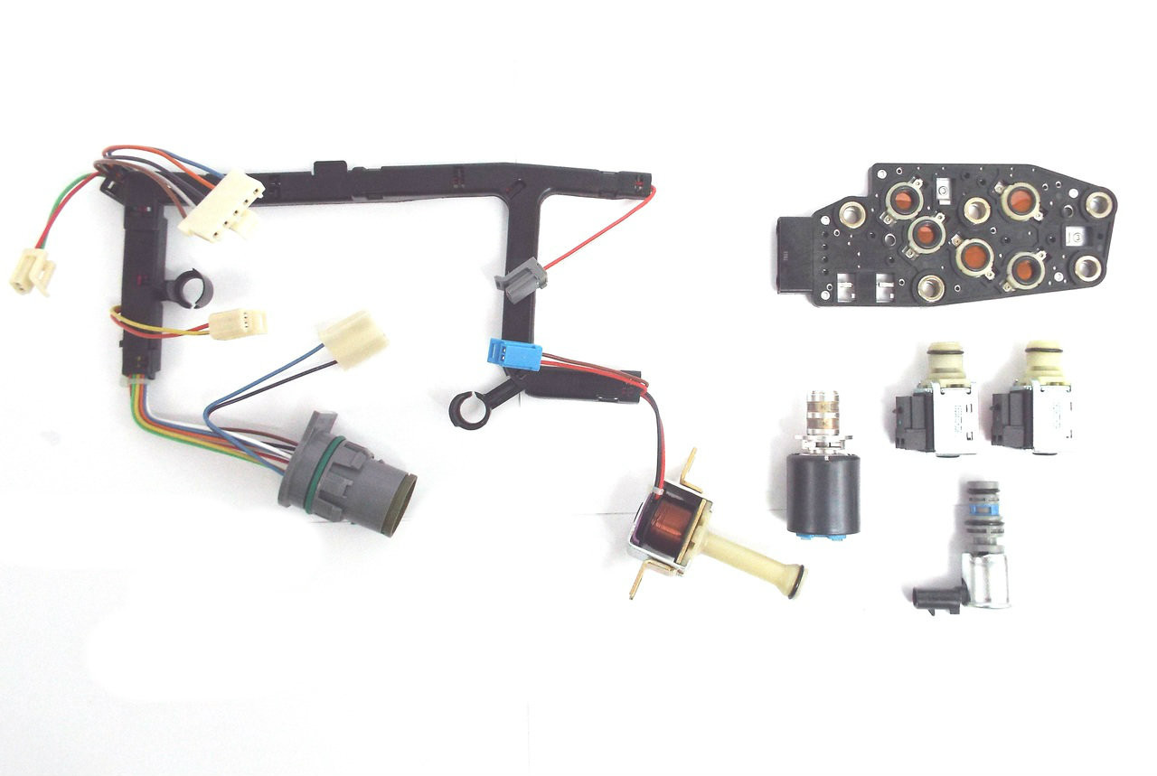 New 4l60e Transmission Master Solenoid Electronic Kit 1993 1994 Tool Wire Harness Gm Electron Wiring Package By Global Parts