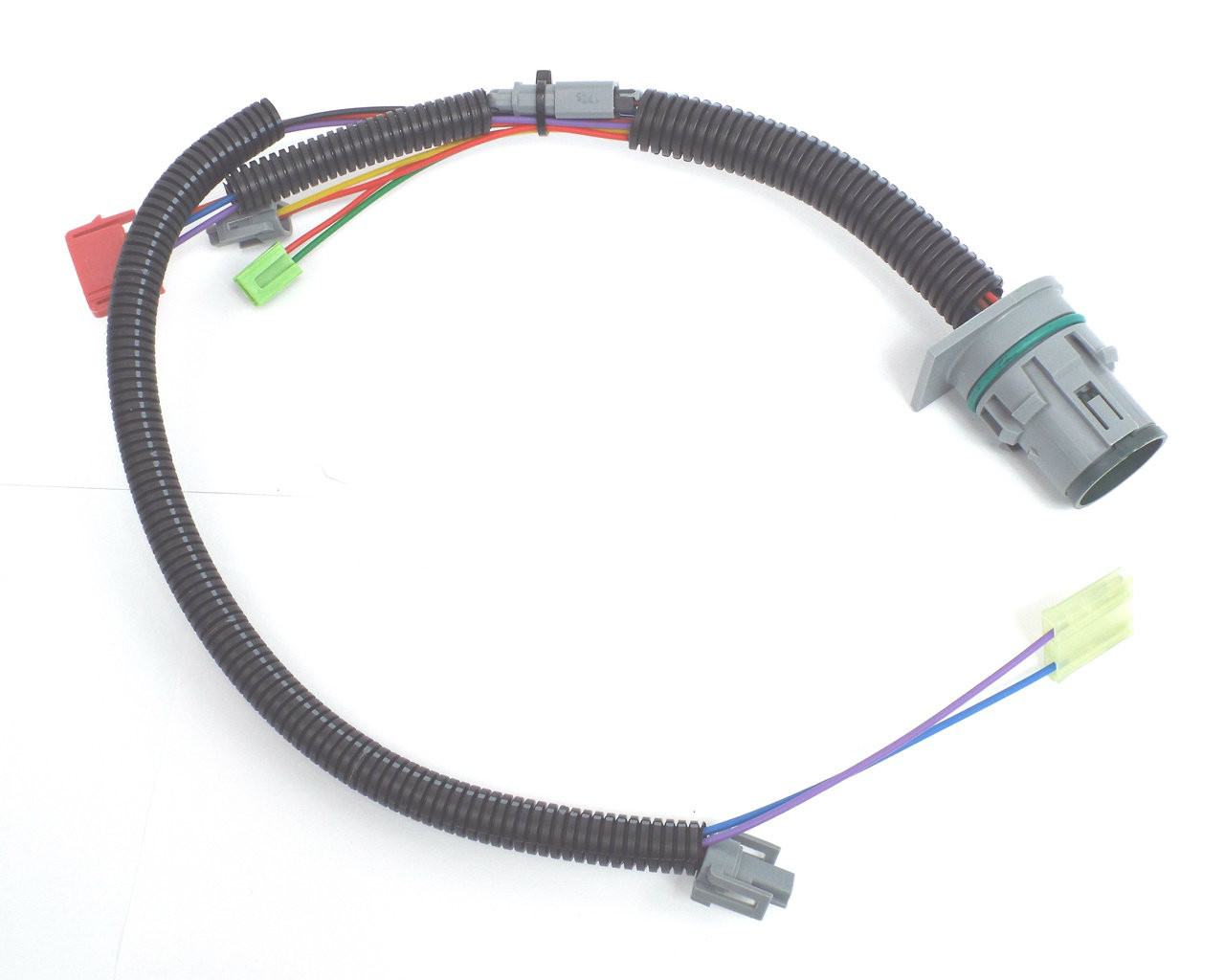 new 4l80e transmission hd internal valve body wiring harness 1991 2003 rh  globaltransmissionparts com 4L80E Transmission Electrical Diagrams 4L80E 12  Pin to ...
