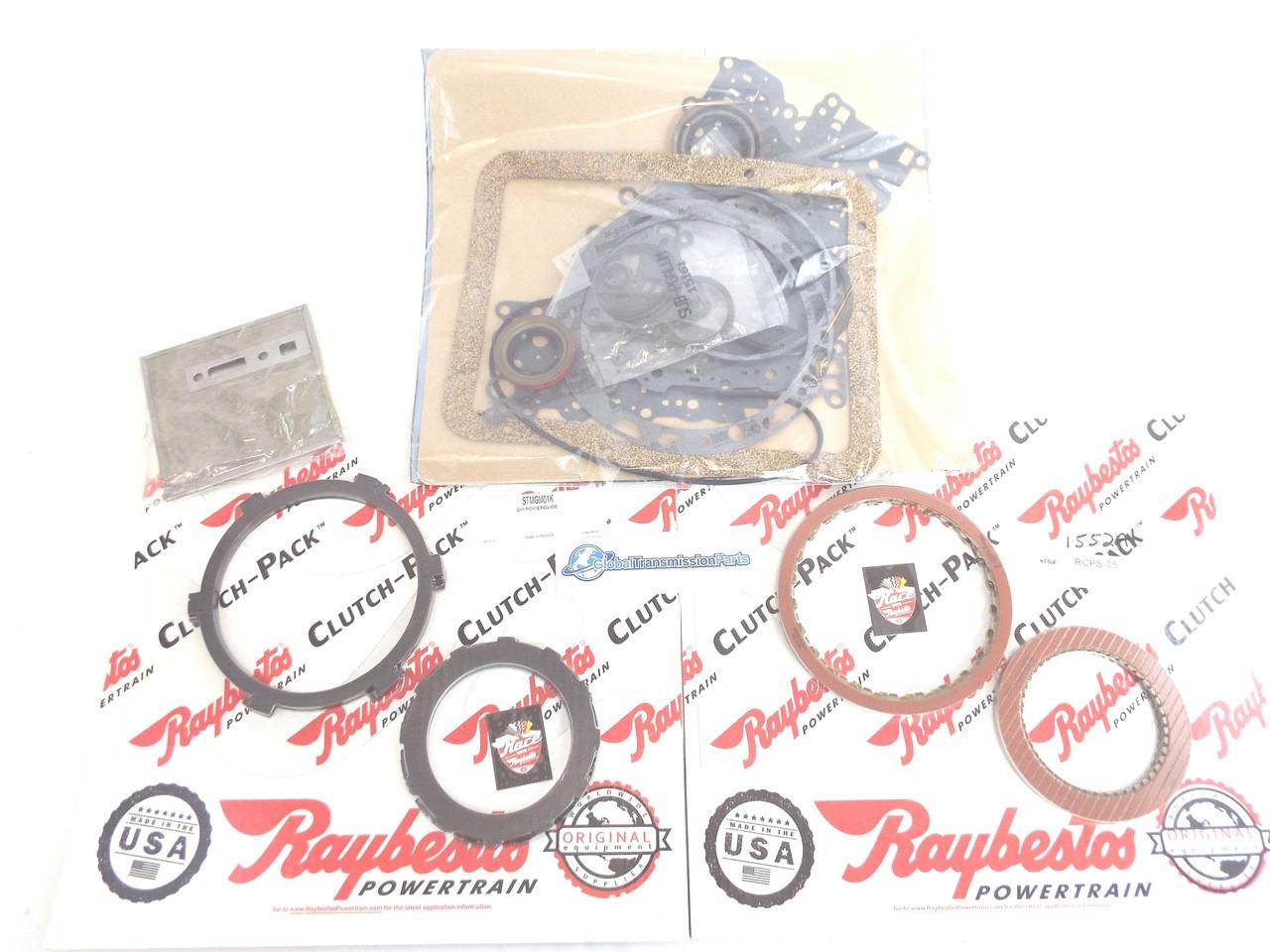 Basic Powerglide Transmission Master Rebuild Kit W Stage 1