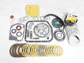 A500 40RH 42RH Transmission Master Plus Rebuild Kit w/ Super Servo (1988-1991)