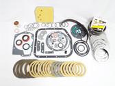 A500 40RH 42RH Transmission Master Plus Rebuild Kit w/ Super Servo (1988-1991)