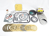 A500 42RE 40RE Transmission Master Plus Rebuild Kit w/ Super Servo (1992-1997)