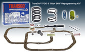 A518 A618 46RE 47RH 47RE Valve Body Reprogramming Kit (1990-2002) Full Manual Control-Race TFOD-3