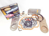 Turbo 400 Transmission Loaded Master Rebuild Kit w/ Shift Kit (1965-1987)