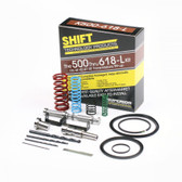 Chrysler A500 42RE 44RE A518 A618 46RE/RH 47RE/RH 48RE Transmission Valve Body Shift Correction Kit by Superior (1999-UP)