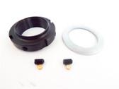 NV4500 5th Gear Main Shaft Updated Lock Nut Kit  - Gas