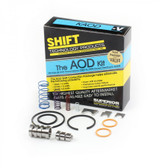 Ford AOD Transmission Shift Correction Kit w/ Boost Valve by Superior
