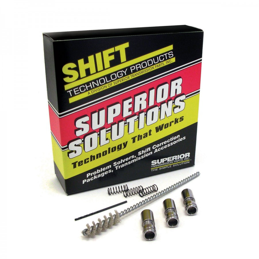Ford e4od 4r100 transmission accumulator body repair kit by superior image 1 publicscrutiny Image collections