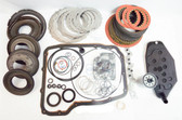 68RFE Transmission Master Rebuild Kit w/ Pistons & Stage-1 Clutches (2007-UP)