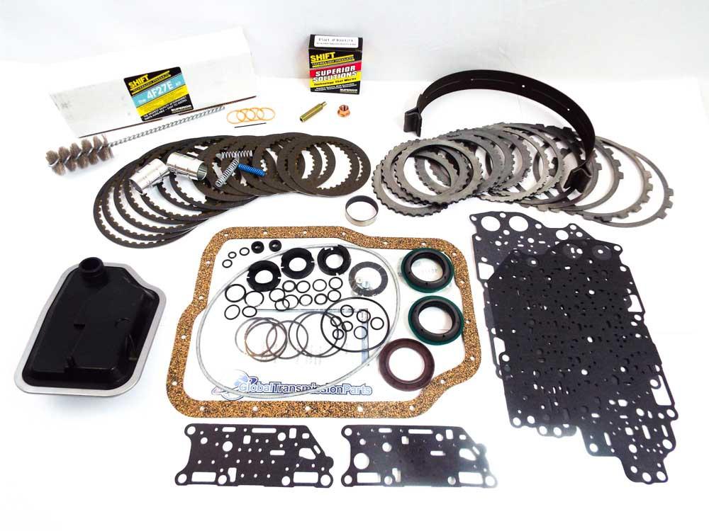 4f27e Fn4a Super Master Transmission Rebuild Kit W Shift Package