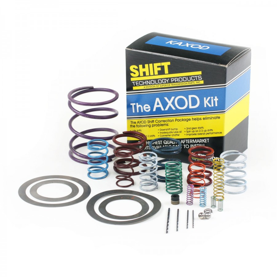 Ford Axod Axode Ax4s Ax4n Transmission Shift Correction Kit By 4r100 Wiring Harness Clip Image 1