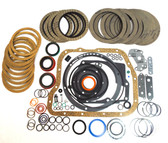 A518 A618 46RE|RH 47RE|RH Banner Rebuild Kit w/ GPZ Clutches