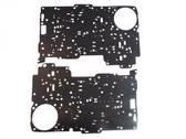 5R55W 5R55S Valve Body Spacer Plate Gasket Set (2002-2008) Upper & Lower