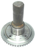 4L80E Output Shaft, 4WD (1997-2008) NO Lube Hole