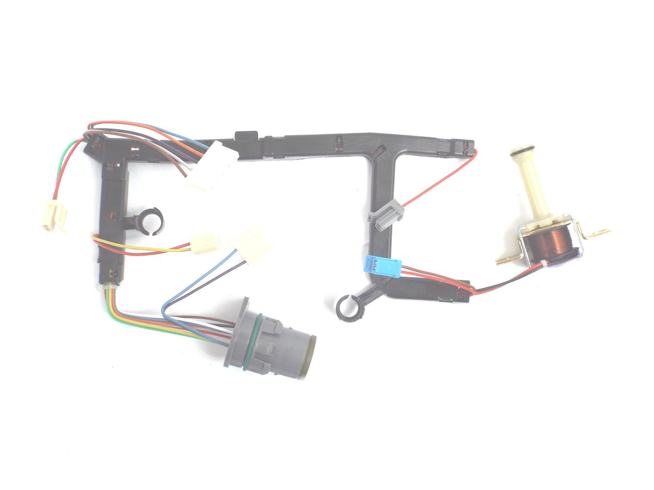 4l60e Tcc Lockup Solenoid Wire Harness 1997 2002 New Fast Shipping Transmission Wiring Gm From Global Parts 2003