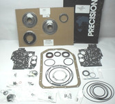 4L80E Gasket & Seal Overhaul Rebuild Kit w/ Molded Rubber Pistons (1997-2011)