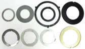 4R100 Thrust Washer Kit (1998-UP) 9-Washer Set
