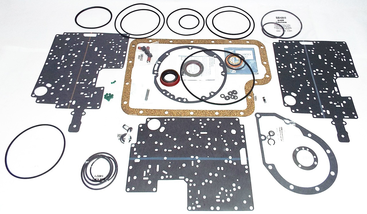 Ford E4od Transmission Basic Overhaul Rebuild Kit 1986 1998 1996 F250 Wiring Harness Image 1