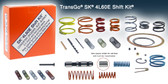 4L60E|4L70E|4L75E Valve Body TransGo Shift Kit, Orange Box