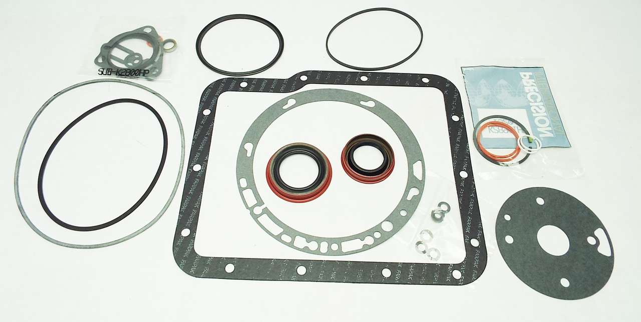 Aluminum Powerglide Transmission High Performance Overhaul Kit By