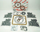 Powerglide Banner Rebuild Kit: Overhaul & Raybestos Stage-1 Performance Friction Module (1962-1973)