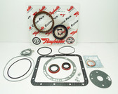 Powerglide Banner Rebuild Kit: Overhaul w/ Teflon Rings & Raybestos Blue Plate Special Friction Module (1962-1973)