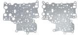 Powerglide Valve Body Gasket Set (1962-1966) Upper & Lower