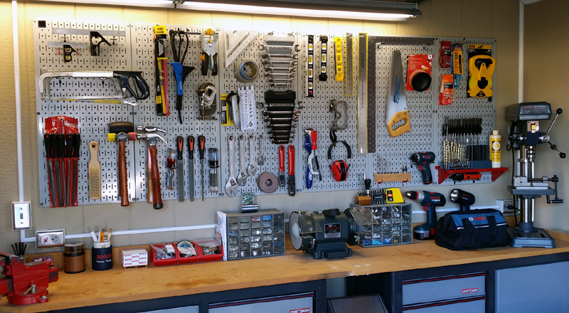 Attractive 2nd Quarter Pegboard Photo Contest Winner