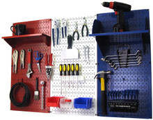 Made in USA Pegboard Tool Organizer