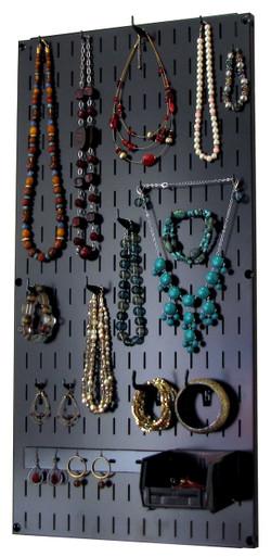 Wall Hanging Jewelry Organizer jewelry organizer wall hanging jewelry holder necklace rack