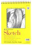 "341650, Strathmore Sketch 300 Series, 9""x12"""