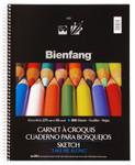 """341211, Bienfang Take Me Along Sketch Book, 11""""x14"""""""