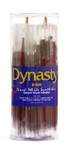 406916, Dynasty B-800 White Taklon Brushes, Rounds,  120/ct.