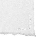 """346285, Arches Watercolor 140lb. Cold Press (Bright White),22""""x30"""""""