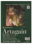 "347110, Strathmore Artagain 400 Series Asst.Tints, 9""x12"""